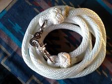 Round Reins, Rope Reins, 10'