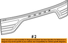 Dodge CHRYSLER OEM 14-15 Durango-Backup Lamp Assembly 68155950AJ
