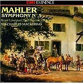 Mahler/Symphony No.5, Rlpo/Mackerras, Very Good