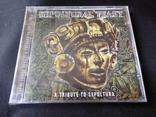 Various - Sepultural Feast (A Tribute to Sepultura) NEW CD 2004 DEFLESHED DENIAL
