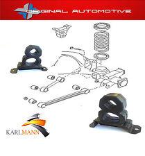 Se adapta a Nissan Terrano 86-06 Trasero Puntal Amortiguador Parachoques Muelle Bush Monturas