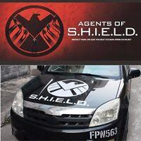 Agents of S.H.I.E.L.D Custom Vinyl Sticker Decal kit Shield Nick Fury Avengers