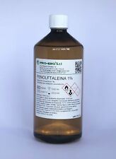 Fenolftaleina idroalcolica 1% flacone 1000 ml