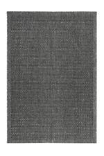 Sisal Teppich Modern Design Punkte Muster Strukturiert Küche Grau 160x230cm