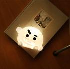 BTS BT21 Cushion SHOOKY mood lamp Official Authentic Goods