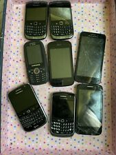 Lot of 4 Blackberry + Other More