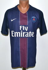 Size M adult PSG Paris Saint Germain 2017/2018 home football shirt jersey Nike
