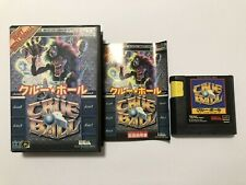 Crüe Ball: Heavy Metal Pinball sega mega drive Japan MD genesis