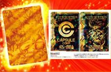 Super Dragon Ball Heroes 7th Son Goku Super Gold Card & Super Hero License set