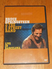 Bruce Springsteen & the E Street Band - Live in Barcelona (DVD, )
