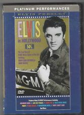 Elvis in Hollywood (DVD, 2000), Platinum Performances, Free Shipping !!!