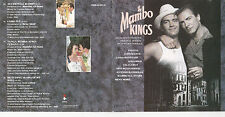 CD 16T THE MAMBO KINGS  LOS LOBOS/CELIA CRUZ/TITO PUENTE/LINDA RONSTADT BOF 1992