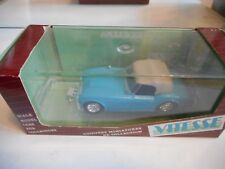 Vitesse Austin Healey 3000 Closed Cabriolet in Light Blue on 1:43 in Box