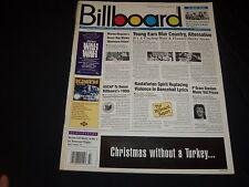 1994 NOVEMBER 19 BILLBOARD MAGAZINE - GREAT MUSIC ISSUE & VERY NICE ADS - O 7250