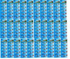 EUNICELL Lot of 300 Battery AG4 LR626 LR626SW 377A SR 626 SR377 G4 1, 5V