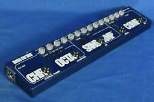 Tech-21 Fly Rig WA-3 Electric Bass Guitar SansAmp Multi-Effect Effects Pedal