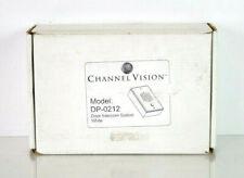 Channel Vision P-0212 Door Intercom Station, White 207