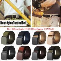 Cinturón de nylon Para el hombre gordo Cinturon militar de Web Cinturon tactico