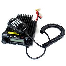 Retevis VHF136-174MHz Mobile Car Ham Radio Transceiver 60W Scrambler Speaker Mic