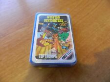 VINTAGE DUBREQ TOP TRUMPS CARD GAME- WESTERN GUNFIGHTERS