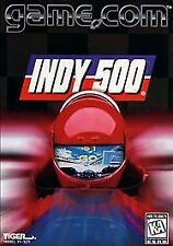Indy 500 cartridge for Tiger Electronics Game.Com console NEW Free Ship
