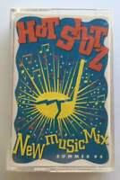 HOT SHOTZ SUMMER 1994 Cassette Tape Music Compilation Tested sent with Tracking