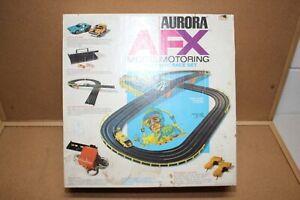 Aurora Model Motoring AFX Rally 500 Race Track Set