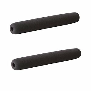 """Movo F29 Foam Windscreen for Long Shotgun Microphones up to 29cm/11.4"""" (2 PACK)"""