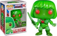 Masters Of The Universe He-man Slime Pit 2020 ECCC Exclusive Funko Pop Vinyl