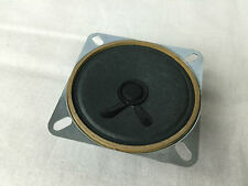 2.5 Inch Round Speaker good for Cigar Box Guitar Amplifier - Amp 4 Ohm New