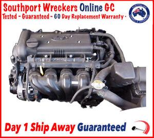 Hyundai I20 Petrol Engine Motor G4FA 1.4L suit 2010 - 2015 | 98000ks | 60d Warra
