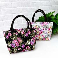 Women Floral Handbag Ladies Shoulder Boho Bags Tote Shopping Purse Satchel Q