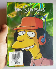 SEALED SIMPSONS FIFTEENTH SEASON (DVD, 2012, 4-DISC) COLLECTOR'S EDITION BOX SET