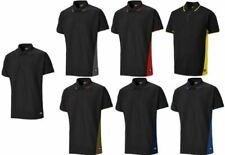 Dickies Two Tone Polo Shirt Mens Short Sleeve Contrast Work T-shirt SH2004