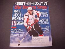 The Hockey News Magazine February 2, 2009 NHL Most Wanted Minnesota Mild M2016