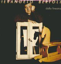 "PIERANGELO BERTOLI "" DALLA FINESTRA "" LP SIGILLATO CGD 1984 ITALY (CGD 20404)"