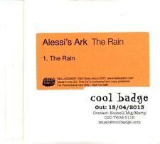 (DR101) Alessi's Ark, The Rain - 2013 DJ CD
