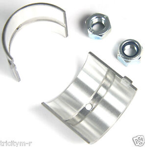 ROLAIR  31100210CH  Bearing Shell Set  W/ Rod Lock Nuts  K17 K18 K24 Pumps