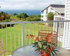 CLIFFS CLUB RESORT *PRINCEVILLE* KAUAI, HI *VACATION IN PARADISE * NORTH SHORE *