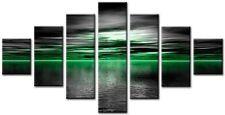 Gruppo 7 Dimensione totale 160x90cm GRANDE STAMPA DIGITALE TELA Wall Art Seal