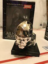 Silver Surfer Alex Ross Cromo Busto Estatua Firmado John Romita 576 de 2000! Raro!