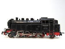 Máquina de vapor br 86 197 de la DB, época III, Märklin, TT 800, calderas TP 800,kv