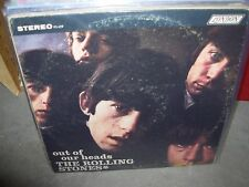 ROLLING STONES out of our heads ( rock ) stereo london boxed ffrr - made england