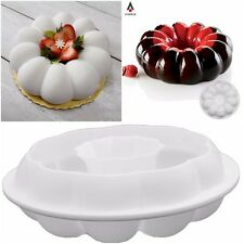 Silicone Non-stick Round Molds Mold Cake Decorating Tools For Pans Baking Pan