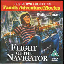 FLIGHT OF THE NAVIGATOR - Great Family Adventure Movie - - - - DVD - - - - -