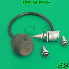 SIEGEL EAR SPECULA SURGICAL OTOLOGY ENT INSTRUMENTS
