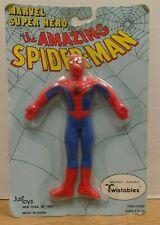 The Amazing Spider-Man Twistables Justoys Marvel Super Hero 1990 021219DBT2