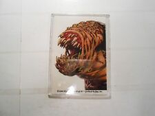 1996 Berni Wrightson Signed Sticker Card!!! #19/50!! SUPER RARE!!! LOOK!!!