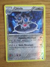 Carte Pokémon Holo Reverse Cliticlic 140 PV 77/108 VF (Explorateurs Obscurs)