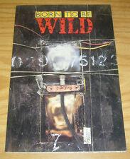 Born To Be Wild SC VF/NM moebius - gaiman - mcfarlane - morrison - sienkiewicz